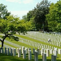 Photo taken at Alexandria National Cemetery by Michael on 5/10/2017