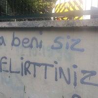 Photo taken at Ahmet Hamdi Tanpınar İlköğretim Okulu by Merve S. on 7/23/2017