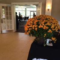 Photo taken at Manchester Country Club by Tracy M. on 10/3/2013