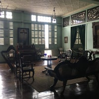 Photo taken at Bernardino-Jalandoni House Museum by Bryan Chrisnel B. on 5/4/2017