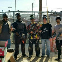Photo taken at Paintball USA Oxnard by jimmy2beers on 4/11/2015