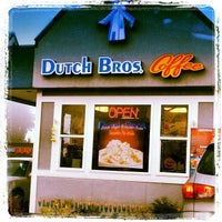 Photo taken at Dutch Bros. Coffee by Slonne B. on 10/11/2013