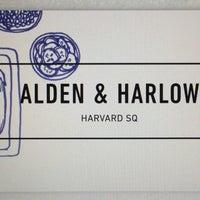 Photo prise au Alden & Harlow par Alden & Harlow le7/7/2013