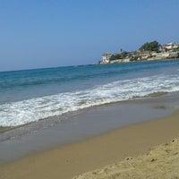 Photo taken at İlhan otel by Meryem E. on 8/19/2014