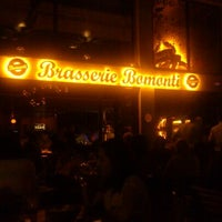 Photo taken at Brasserie Bomonti by Ömer Y. on 7/19/2013