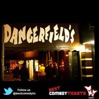 Photo taken at Dangerfield's by Best Comedy T. on 7/7/2013