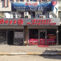 Photo taken at Beyza İnternet Ve Playstation by Ekrem O. on 2/12/2014