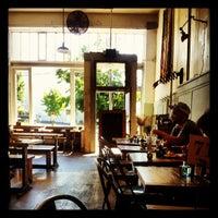 Photo taken at Oddfellows Cafe & Bar by Ryan P. on 7/1/2013
