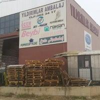 Photo taken at Yildirimlar Ambalaj by Mehmet Kemal Y. on 1/17/2014