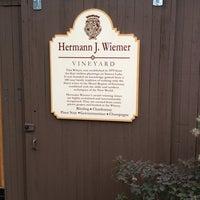 Photo taken at Herman J Wiemer Vineyard by Verlyn H. on 7/9/2013
