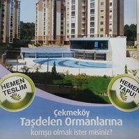 Photo taken at Taşdelen CarpeDiem Konutları Satış Ofisi by Hakan T. on 3/18/2014