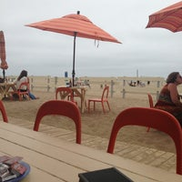 Photo taken at Back on the Beach Cafe by Kimberly F. on 7/28/2013