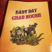 Photo taken at East bay crab house by Jacob B. on 11/3/2013