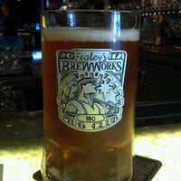 Photo taken at Fegley's Allentown Brew Works by Joe O. on 9/23/2012