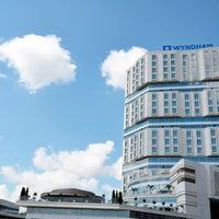 7/24/2013 tarihinde Wyndham Grand Istanbul Europeziyaretçi tarafından Wyndham Grand Istanbul Europe'de çekilen fotoğraf