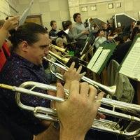 Photo taken at Российский Государственный Симфонический Оркестр Кинематографии by Svetlana К. on 10/25/2013