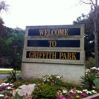 Foto tomada en Parque Griffith por Marty B. el 2/18/2013