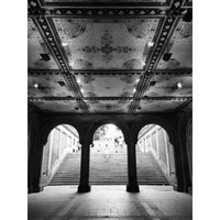 Photo taken at Bethesda Terrace by Julia X. on 12/16/2015