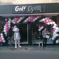 Photo taken at Golf Optik by Hasret K. on 11/16/2013