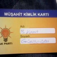 Photo taken at 19 Mayıs İlköğretim Okulu by Burak kaan G. on 3/30/2014