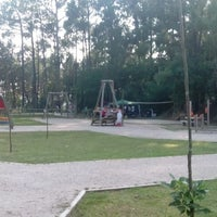 Photo taken at Parque do Galleiro-Chans by Chema A. on 7/26/2014