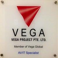 Photo taken at Vega Project Pte Ltd by Novan S. on 7/24/2013