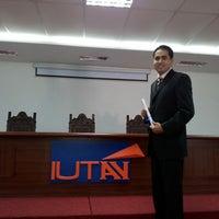 Photo taken at IUTAV - Instituto Universitario Tecnológico Américo Vespucio by @ny D. on 8/25/2013