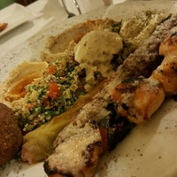 Photo taken at Kafta Restaurant by @ny D. on 4/29/2016