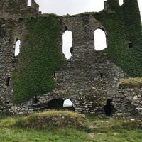 Photo taken at Ballycarbery Castle by Diana C. on 7/19/2017