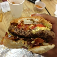 Photo taken at Five Guys by Chris M. on 9/6/2013