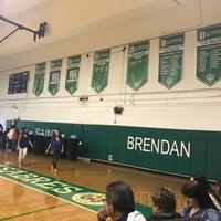Photo taken at St Brendan High School by Aristides M. on 11/6/2016