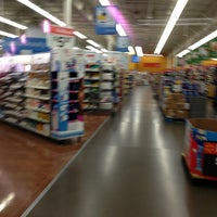Photo taken at Walmart Supercenter by Patrick W. on 7/8/2013