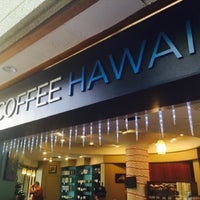 Photo taken at Kai Coffee Hawaii by Ana Y. on 12/2/2014