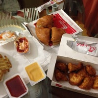Photo taken at Chick-fil-A by Rose W. on 3/26/2015