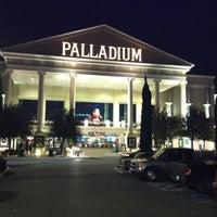 Photo taken at Santikos Palladium IMAX by Refugio GiO V. on 11/29/2012