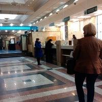 Photo taken at Сбербанк by Магазин Оникс on 10/27/2014