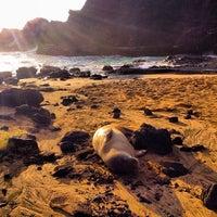 Photo taken at Eternity Beach by MauOscar on 12/19/2013