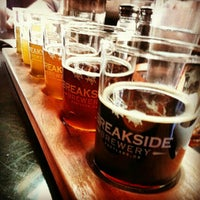 Photo taken at Breakside Brewery by Jacob N. on 9/29/2012
