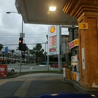 Photo taken at Shell by Chris D. on 2/20/2017