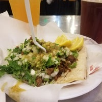 Photo taken at Tacos Tumbras a Tomas by Chris D. on 4/8/2018