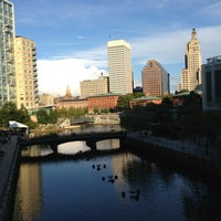 Photo taken at Downtown Providence by Dilem C. on 8/4/2013