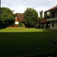 Photo taken at SMK Baranangsiang Bogor by Nunung T. on 7/16/2013