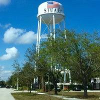 Photo taken at Stuart, FL by Kamila Z. on 2/20/2017