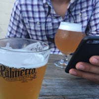 Photo taken at Palmetto Brewing Company by Courtney H. on 5/21/2017