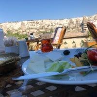 Снимок сделан в Sos Cave Hotel пользователем Çağatay 7/31/2018