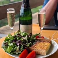 Photo taken at Restaurant La Terrasse by Jay A. on 5/19/2018