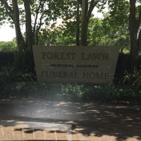 Photo taken at Forest Lawn Cemetery by Jay A. on 6/21/2017