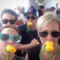 Photo taken at Austin Duck Adventures by Valerie S. on 3/31/2015