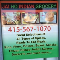 Photo taken at Jai Ho Indian Grocery by Russ L. on 7/31/2016