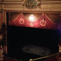 Photo taken at Gielgud Theatre by Russ L. on 3/5/2013